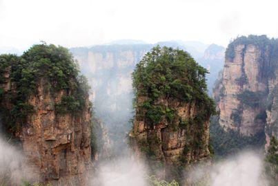 张家界国家森林公园、天子山、袁家界、猛洞河漂流(三日游)